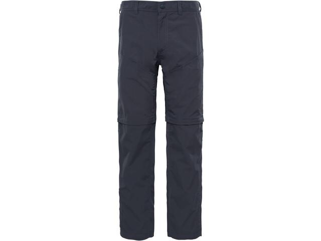 The North Face Horizon Convertible Pantalon Homme, asphalt grey/asphalt grey